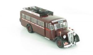 【送料無料】模型車 モデルカー スポーツカー ネットワークルシトロエンバス143 ixo le citroen t45 von 1934 bus 83