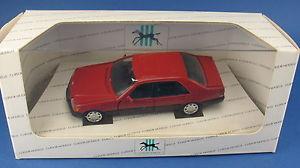 【送料無料】模型車 モデルカー スポーツカー カーソルガマメルセデスベンツモデルカーcursor gama 291 mercedesbenz 300 600 se sel w140 rot 143 modellauto