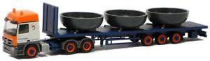 【送料無料】模型車 モデルカー スポーツカー トラックアクトロスユニバーサルトランスポートherpa lkw mb actros mp3 l rungensz universal transporte