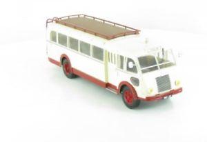【送料無料】模型車 モデルカー スポーツカー ネットワークルノーバス143 ixo renault 215d 1946 bus 69