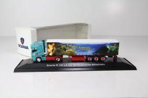 Herpa camiones MAN tg-a XXL//aerop Circus Roncalli