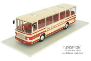 【送料無料】模型車 モデルカー スポーツカー バスバスネットワークネットワークアルバスman 535 bus autobus baujahr 1962 1969 143 ixo altaya al 1962bus70b