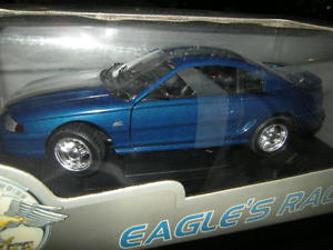 【送料無料】模型車 モデルカー スポーツカー イーグルレースフォードマスタングクーペドリームカー118 uh eagles race ford mustang coupe dream car ovp