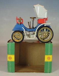 【送料無料】模型車 モデルカー スポーツカー ガマ#ベンツ#gama minimod 146 nr 974 benz visavis blau ovp 6413