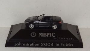 【送料無料】模型車 モデルカー スポーツカー モデルherpa mb slk r171 mbmc jahresmodell 2004 in pc 187 r2_5_9
