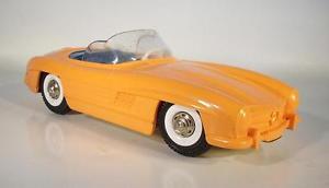 【送料無料】模型車 モデルカー スポーツカー ビンテージメルセデスベンツオレンジrex vintage 124 mercedes benz 300sl roadster orange ovp