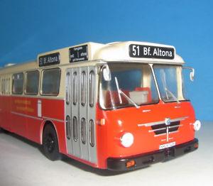 【送料無料】模型車 モデルカー スポーツカー バスハンブルグアルトナアトラスネットワークbus bssing senator hamburg altona _ atlas ixo 143
