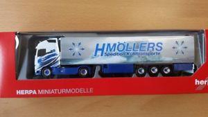 【送料無料】模型車 モデルカー スポーツカー ボルボherpa 306317 187 volvo fh gl xl khlkersz h mllers khltransporte