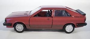 【送料無料】模型車 モデルカー スポーツカー コンラッドアウディクーペブラウンボックス#conrad 143 audi coupe gt 5s rotbraun in obox 341