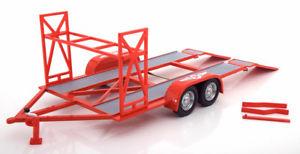 【送料無料】模型車 モデルカー スポーツカー カートレーラーテキサコ118 gmp sonstiges autoanhnger texaco red
