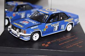 【送料無料】模型車 モデルカー スポーツカー オペルアスコナモンテカルロ#opel ascona b 400 monte carlo 1981 11 a kullaeng vitesse 143 neu amp; ovp 43353