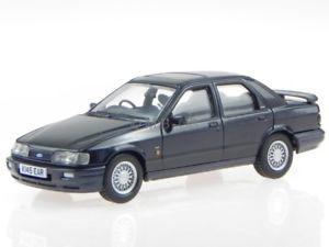 【送料無料】模型車 モデルカー スポーツカー フォードシエラサファイアコスワースモデルカーford sierra rs cosworth 4x4 saphir modellauto 10013 vanguards 143