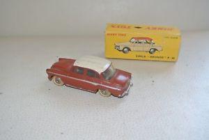 【送料無料】模型車 モデルカー スポーツカー フランスoriginal dinky toys france simca aronde p60 en boite ref 554