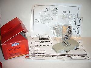 【送料無料】模型車 モデルカー スポーツカー フェラーリスパイダーferrari 348 spider 1989 bbr 143 pj340