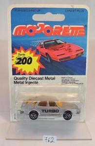 【送料無料】模型車 モデルカー スポーツカー #サーブターボセダンシルバーメタリック#majorette 162 nr 284 saab 900 turbo limousine silbermetallic ovp 762