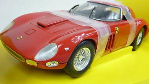 【送料無料】模型車 モデルカー スポーツカー フェラーリレッドjouef revell 118 nr 48821 ferrari 250 gto 64 rot in ovpa686