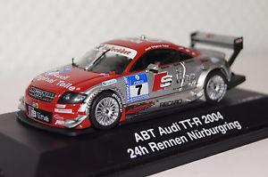 【送料無料】模型車 モデルカー スポーツカー アウディニュルブルクリンクレッドシルバー#audi ttr 24h nrburgring 2004 rotsilber 7 143 schuco neu ovp 49109