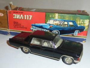 【送料無料】模型車 モデルカー スポーツカー ソヌフussr 143 zil 117 neuf boite dorigine