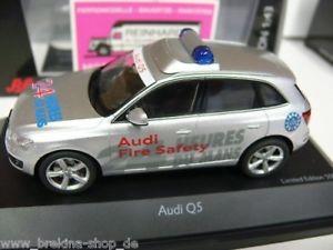 【送料無料】模型車 モデルカー スポーツカー アウディルマン143 schuco audi q5 24 heures du mans fire safety 450723500