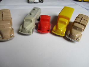 【送料無料】模型車 モデルカー スポーツカー オールディーズフォードモデルwiking h0 oldie konvolut, unverglast, magirus, ford, henschel, 6 modelle