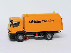 【送料無料】模型車 モデルカー スポーツカー メルセデスsiku 2824 straenkehrmaschine mercedes 115616