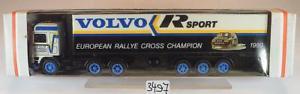 【送料無料】模型車 モデルカー スポーツカー アルベドボルボトタースウェーデンボルボラリークロス#albedo 187 volvo f sattelzug ker volvo rsport rallye cross nr1 ovp 3497