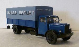【送料無料】模型車 モデルカー スポーツカー アウディトラックドイツプランoltimer lkw 1947 berliet gdr 7w mit planenaufbau  143 sonderpreis