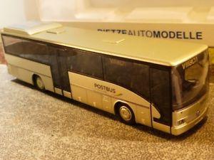 【送料無料】模型車 モデルカー スポーツカー フィラッハ187 rietze mb integro postbus villach sterreich 63250