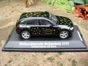 【送料無料】模型車 モデルカー スポーツカー クラシックアウディクリスマスマーケットschuco classic audi q5 weihnachtsmarkt schwabach 2010