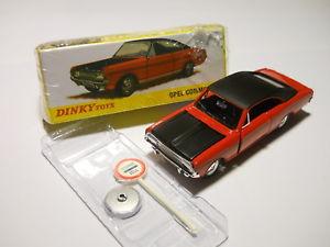 【送料無料】模型車 モデルカー スポーツカー オペルコモドールアトラスレコードopel commodore dinky toys bote atlas 1420 rekord