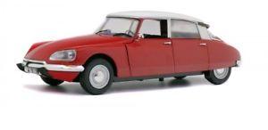 【送料無料】模型車 モデルカー スポーツカー シトロエンスペシャルレッドsolido 421184190 118 citroen ds special rot neu