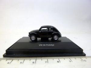 【送料無料】模型車 モデルカー スポーツカー フォルクスワーゲンプロトタイプ25849 schuco 187 vw 30 prototyp schwarz