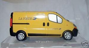 【送料無料】模型車 モデルカー スポーツカー ルノートラフィックボックスrare norev poste postes ptt renault trafic 121 post in box tres lourd the last