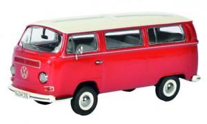 【送料無料】模型車 モデルカー スポーツカー フォルクスワーゲンバスschuco 143 vw t2a bus l, rotwei 450333900
