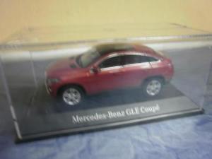 【送料無料】模型車 モデルカー スポーツカー メルセデスクーペnorev 143 mercedes gle coup  designo hyazinthrot metalli