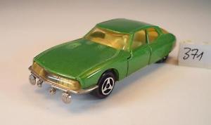 【送料無料】模型車 モデルカー スポーツカー シトロエンマセラティマセラティハッチンググリーンメタリック#majorette 165 nr 250 citroen maserati sm limousine grnmetallic nr1 371
