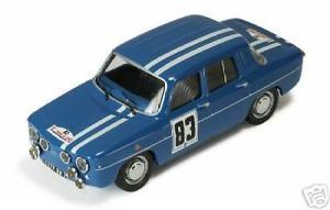 【送料無料】模型車 モデルカー スポーツカー ルノー#ツールドコルスネットワークrenault 8 gordini 83 tour de corse 1966 ixo 143 rac096