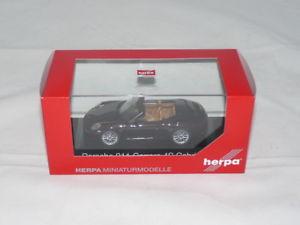 【送料無料】模型車 モデルカー スポーツカー ポルシェカレラカブリオレマホガニーメタリックherpa 071079 porsche 911 carrera 4s cabriolet mahagonimetallic 143 neu ovp