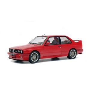 【送料無料】模型車 モデルカー スポーツカー ソロsolido soli1801502 bmw e30 m3 118
