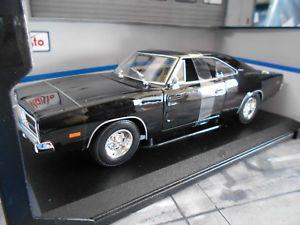 【送料無料】模型車 モデルカー スポーツカー クーペダッジチャージャーブラックアメリカ