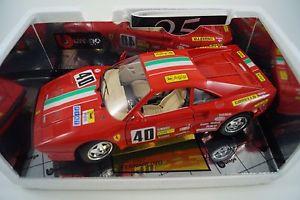 【送料無料】模型車 モデルカー スポーツカー モデルカーフェラーリ※bburago burago modellauto 118 ferrari gto 1984 nr 40 cod 3027 *in ovp*