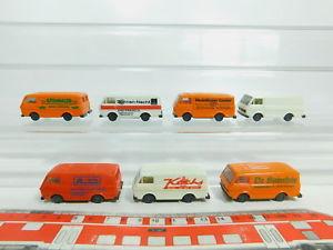 【送料無料】模型車 モデルカー スポーツカー #トランスポーターフォルクスワーゲンフォルクスワーゲンbn1450,5 7x herpa h0187 transporter volkswagenvw lt stemmler etc, neuw