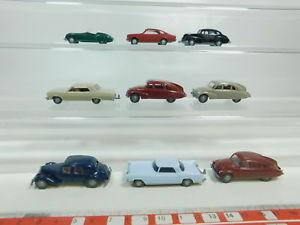 【送料無料】模型車 モデルカー スポーツカー ×オペルキャプテンジャガーシトロエンタトラbk720,5 9x wiking h0187 pkw opel kapitn 51jaguarcitroentatra etc, sg