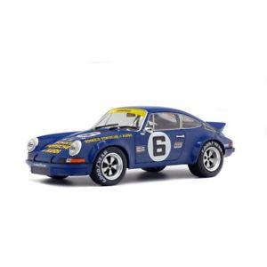 【送料無料】模型車 モデルカー スポーツカー ソロポルシェデイトナsolido soli1801105 porsche 911 rsr 24h daytona 118