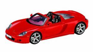 【送料無料】模型車 モデルカー スポーツカー ポルシェカレラモデルporsche carrera gt 2001 118 model 118338 solido