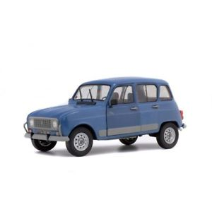【送料無料】模型車 モデルカー スポーツカー ソロルノーsolido soli1800107 renault 4 gtl clan 1984 118