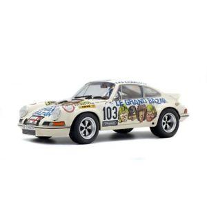 【送料無料】模型車 モデルカー スポーツカー ソロポルシェsolido soli1801106 porsche 911 rsr 118
