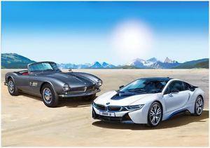 【送料無料】模型車 モデルカー スポーツカー キットcret cadeau 100 ans de bmw kit revell 124 n 05738
