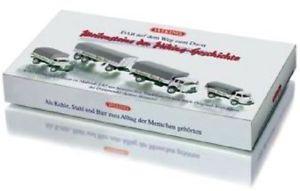 【送料無料】模型車 モデルカー スポーツカー ビールwiking 099074 set brauerei dab 187_neuovp