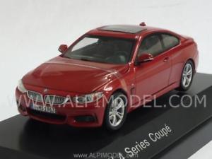 【送料無料】模型車 モデルカー スポーツカー シリーズクーペメルボルンレッドパラゴンbmw serie 4 coupe melbourne red bmw 143 paragon 80422318860